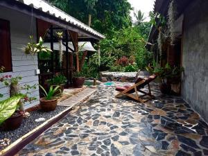 4 bedrooms tropical garden pool villa