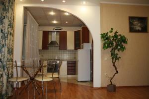 Apartments on Alleya Geroev