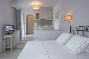 Ammos Naxos Exclusive Apartments & Studios, Apartmánové hotely  Naxos Chora - big - 7
