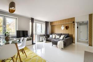 Варшава - P&O Serviced Apartments UJAZDOWSKIE