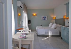Ammos Naxos Exclusive Apartments & Studios, Apartmánové hotely  Naxos Chora - big - 45