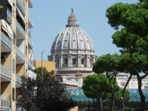 Рим - B&B Alla Cupola Di San Pietro