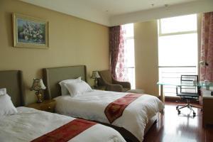 Chenlong Service Apartment - Yuanda building, Aparthotely  Šanghaj - big - 24