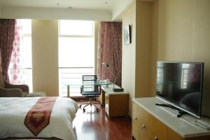 Chenlong Service Apartment - Yuanda building, Aparthotely  Šanghaj - big - 52
