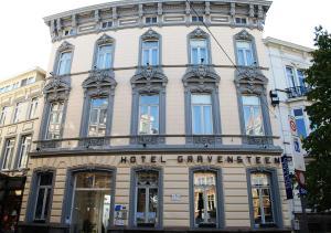 Hotel Gravensteen(Gante)