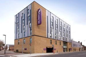 Ипсвич - Premier Inn Ipswich Town Centre - Quayside