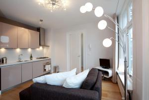 Villa Johanna, Апартаменты  Хилверсум - big - 18