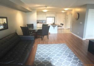 Fully Furnished 2 bed 2 bath in downtown mississauga