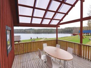 One Bedroom Holiday Home in Dals Langed