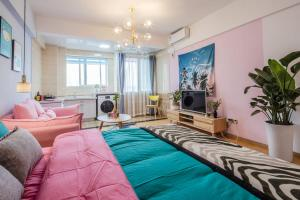 Chengdu Jinjiang·Chunxi Road Locals Apartment 00133290