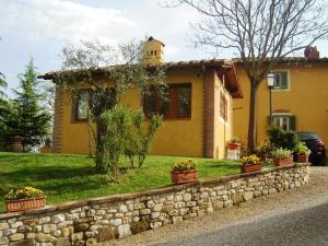 Casale Ginette, Vidiecke domy  Incisa in Valdarno - big - 31