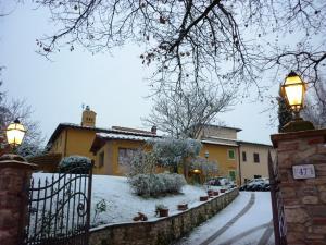 Casale Ginette, Vidiecke domy  Incisa in Valdarno - big - 41