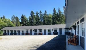 A picture of Motel de L'Anse et Camping Rimouski