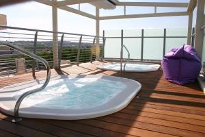 Hotel Aquila D'Oro, Szállodák  Misano Adriatico - big - 28