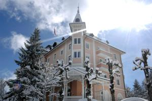 Romantik Hotel Schweizerhof, Hotely  Flims - big - 48