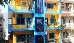 1 BR Guest house in Laxman Jhula, Rishikesh (5BCE), by GuestHouser