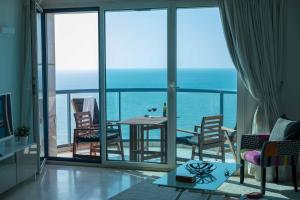 A Picture of Luxury Beachfront Apts in Tel Aviv by Sea N' Rent