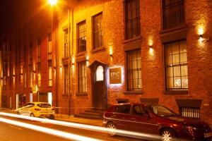 Ливерпуль - Epic Apart Hotel - Duke Street