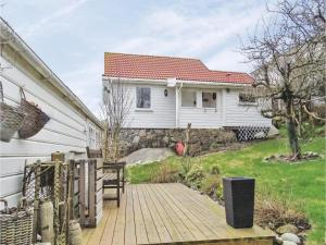 One Bedroom Holiday Home in Egersund