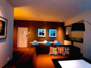 Lofoten Suitehotel, Отели  Сволваер - big - 27
