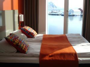 Lofoten Suitehotel, Отели  Сволваер - big - 12