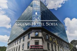 A Picture of Grand Hotel Sofia