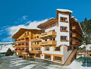 Pettneu am Arlberg Hotels