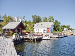 Holiday home Skjodlastraumen Sommerlund