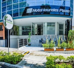 Медельин - Hotel Laureles Plaza