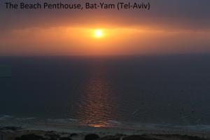 The Beach Penthouse (next to TLV)