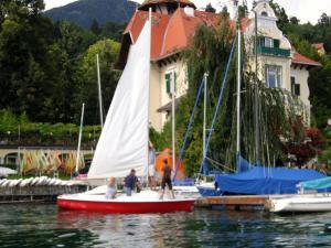 Villa Seeblick, Ferienwohnungen  Millstatt - big - 22