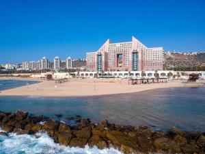 Ein bild von Almog Haifa Israel Apartments