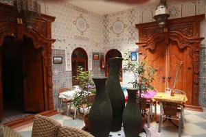 Ryad Bab Berdaine, Riads  Meknès - big - 119