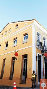 Nearby hotel : Laranjeiras Hostel