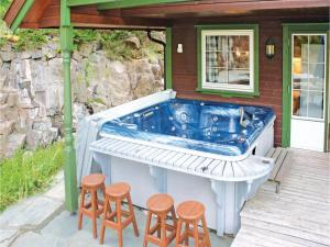 Holiday home Lindesnes Lussevika