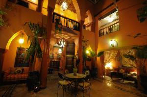 巴斯玛庭院旅馆 (Riad Basma)