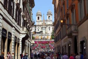 Rome in Apartment - Spagna Trevi