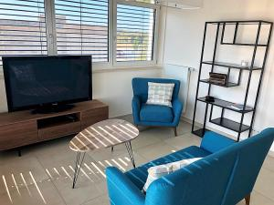 Furnished flat for business travelers