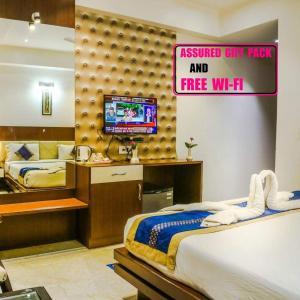 Hotel Taj Heights Агра