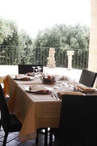 Masseria Ruri Pulcra, Hotel  Patù - big - 75