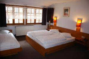 Triple Room Hotel Restaurant Le Brochet
