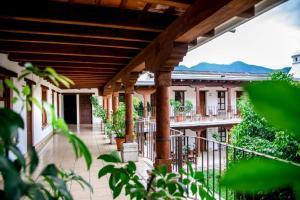 Hotel La Ermita de Santa Lucia Антигуа-Гватемала