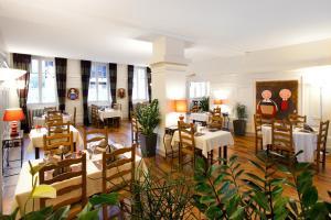 Hôtel Restaurant La Cigogne, Hotel  Munster - big - 34
