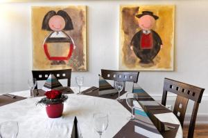 Hôtel Restaurant La Cigogne, Hotel  Munster - big - 32
