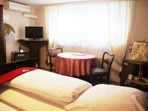 Dvoulůžkový pokoj Economy s manželskou postelí - suterén