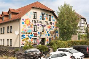 Борна - Pension Altstadt Borna