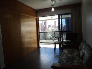 Flat Via Venetto Meirelles, Apartmány  Fortaleza - big - 12