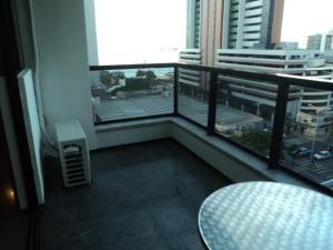 Flat Via Venetto Meirelles, Apartmány  Fortaleza - big - 16