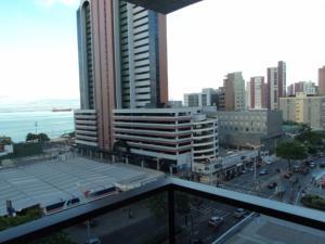 Flat Via Venetto Meirelles, Apartmány  Fortaleza - big - 10