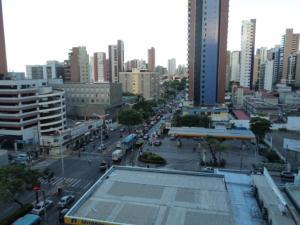Flat Via Venetto Meirelles, Apartmány  Fortaleza - big - 8